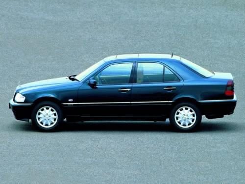 Mercedes-Benz w202 Седан (1993-2000)