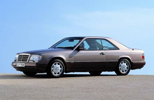 Mercedes-Benz W 124 Coupe
